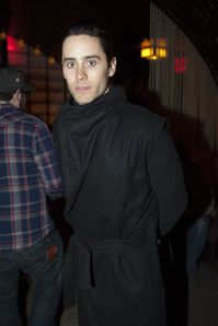 Jared Leto at the private dinner celebrating the Fall 2012 collection 001