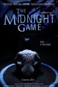 Films d'horreur à venir ( et donc à surveiller pour les amateurs ^^ ) Midnightgame-poster