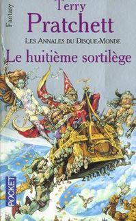 Pratchett Terry - Le huitième sortilège - Les annales du Disque-Monde T2 1067026_3036569