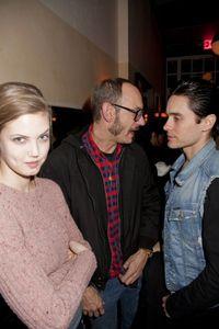 Jared Leto @ Last Magazine, J.Mendel and Proenza Parties Close Fashion Week  003