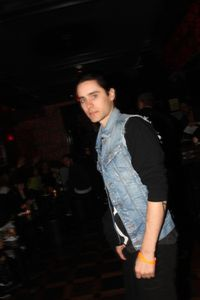 Jared Leto @ Last Magazine, J.Mendel and Proenza Parties Close Fashion Week  004