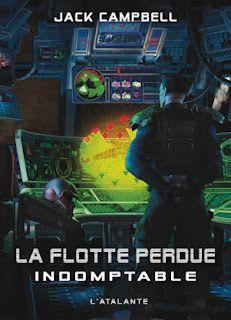 """Série """"La flotte perdue"""" de Jack Campbell La-flotte-perdue-tome-1"""