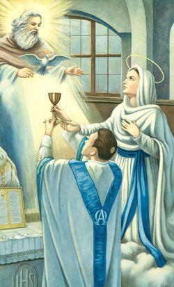 Témoignage de Catalina sur la Sainte messe (1) Messe.av.Marie.04-dec-w