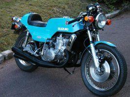 Photos de 3 cylindres SUZUKI GT750-ROCA