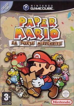 Paper Mario: La Porte Millénaire Paper_Mario