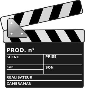 """Appel à texte - Avant le 31 décembre - Thème """"Cinéma"""" [éditions Antidata] Image-clap"""