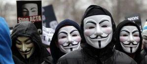 Israël : attaque informatique massive des Anonymous 2704515_anonymous_640x280