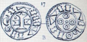Dinero melgorés de Montpellier (s. XII-XIV) Poey-d-avant-Mel-Maguelonne-17-IAMVNOS