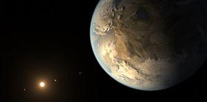 Une nouvelle exoplanète de la taille de la Terre pourrait abriter la vie 7225209-une-nouvelle-exoplanete-de-la-taille-de-la-terre-po