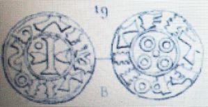 Dinero melgorés de Montpellier (s. XII-XIV) Poey-d-avant-Mel-maguelonne-19-Raimvnos