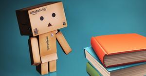 Livres plus chers sur Internet : le Sénat propose pire encore ! Amazon_livres