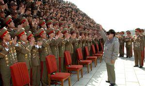 La Corée du Nord annonce son intention de procéder à un essai nucléaire Nunu689476