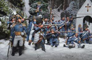 desert rats  et autres dioramas ! Smolensk-1812