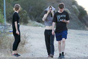 01 Juillet 2012- Jared Leto At Malibu Canyon – Los Angeles [CANDIDS] 0001