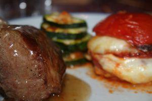 agneau - Manchettes d'agneau, infusion de thym, tourelles de légumes  Manchette-agneau-thym-8975