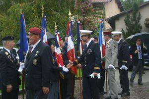 L'Union Nationale des Parachutistes fête la Saint Michel 2013 dans l'Ain  Unp-3-6885