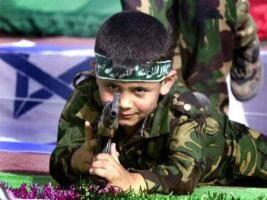 Irak : nouveau meurtre d'un chrétien Islam-enfant-soldat
