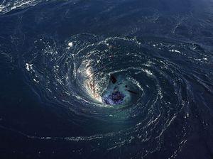 Des satellites ont capté d'ultra-puissants vortex dans l'océan Atlantique capables d'avaler des bateaux, des débris et des créatures vivantes Vortex