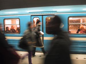 Le train fantôme de Stockholm Stockholm_Tunnelbana_1