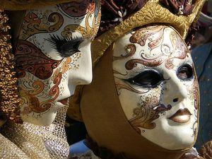 masque venitiens de la Comedia Masque-venise-1
