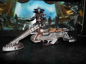 Collection n°182: janosolo kenner hasbro - Page 2 Cad-bane-with-pirate-speeder-bike