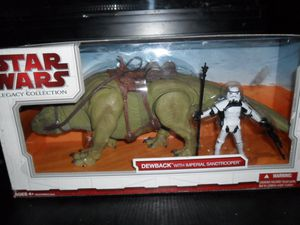 Collection n°182: janosolo kenner hasbro - Page 3 Dewbak-with-sandtrooper