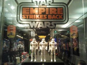 LES JOUETS STAR WARS - PARIS Star-Wars