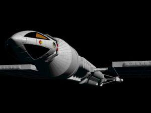 Une fusée à l'énergie nucléaire pourrait permettre d'aller sur Mars en 90 jours Fusee-nucleaire