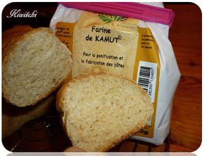 Pain torsadé à la farine de Kamut Pain-Kamut-2