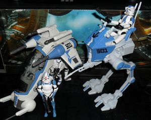 Collection n°182: janosolo kenner hasbro 501st-clone-wars