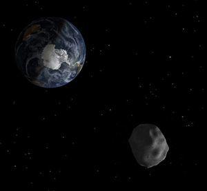 Astéroïdes : un risque 3 à 10 fois plus élevé que prévu ? 000000000000000000000000000000