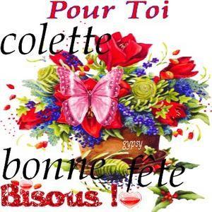 Bonne fête Ajonc Bonne-fete-Colette