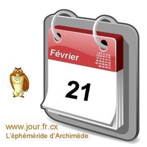 Dimanche 21 février Ephemeride-21-Fevrier