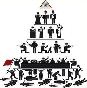 Qui tire les ficelles ? La moitié des Français croient aux théories du complot Illuminati-control