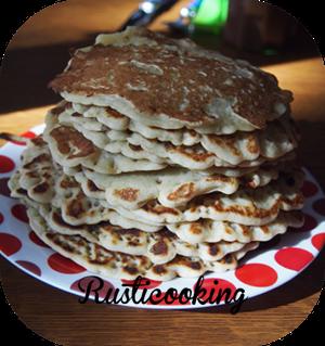 Pancakes sans oeufs P5270985