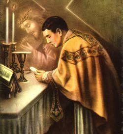 Le témoignage de Catalina, stigmatisée (2003) : La Sainte Messe(2) Communion4