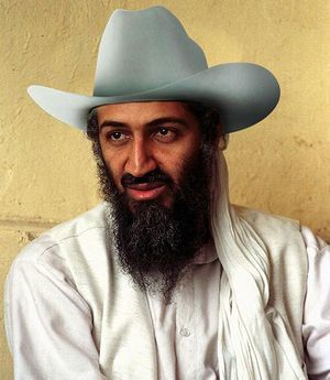 Pakistan: Ben Laden se cachait sous un chapeau de cowboy OsamaBinCowboy_mai_1760600a--1-