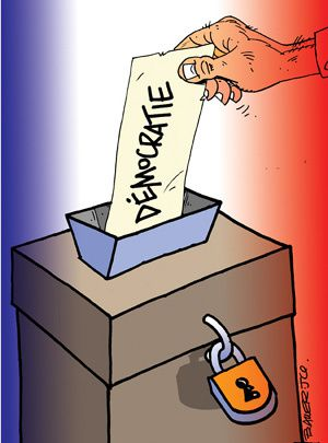 Dimanche 9 octobre 2011 - Primaires ouvertes à tous Democratie-a-la-francaise