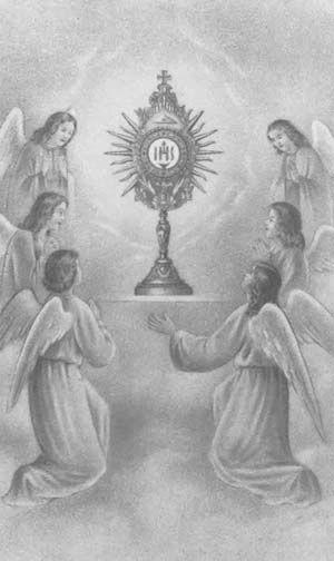 Le témoignage de Catalina, stigmatisée (2003) : La Sainte Messe(2) Blsacrament