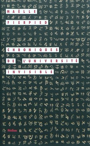 [Fierpied, Maëlle] Chroniques de l'université invisible Chroniques-de-l-universite-invisible