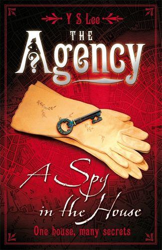 [Lee, Y. S.] The Agency - Tome 1: Le Pendentif de Jade A-spy-in-the-house