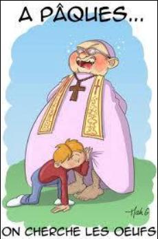 Joyeuses fêtes de Pâques Capture