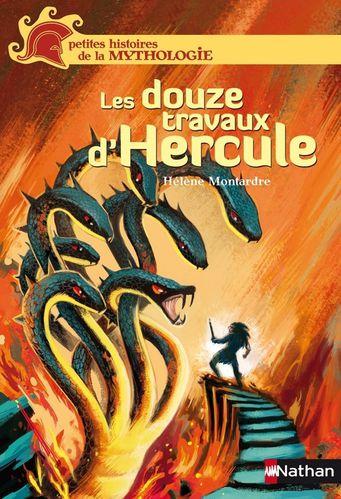 [Montardre, Hélène] Les douze travaux d'Hercule Les-douze-travaux-d-Hercule