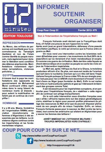 """Bulletin """"02 Minutes"""" (Coup Pour Coup 31) 02-Minutes-fevrier"""