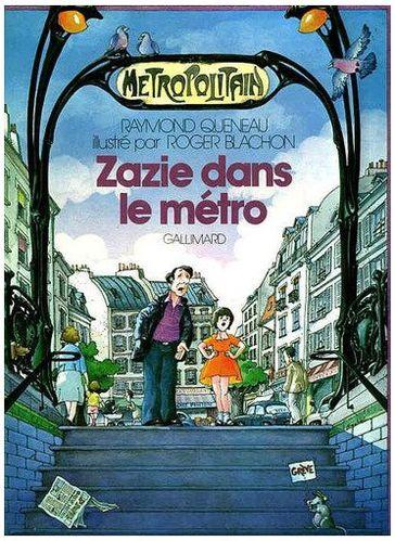 [Queneau, Raymond] Zazie dans le métro Zazie-dans-le-metro-01
