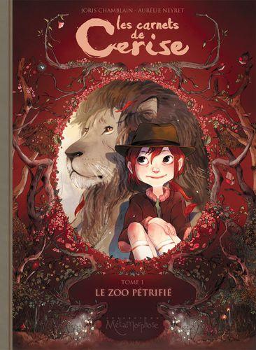 Les carnets de Cerise - Tome 1 [Chamblain, Joris & Neyret, Aurélie] Les-carnets-de-Cerise-01