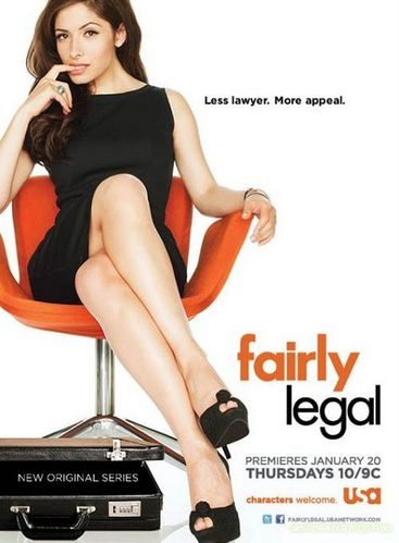 Fairly Legal / Facing Kate Fairly-legal-poster-season-1