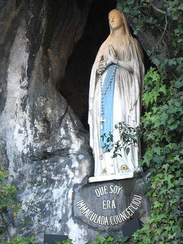 """Déposez ici vos intentions de Prières à """"La Grotte de Lourdes"""" ! - Page 32 Lourdes"""