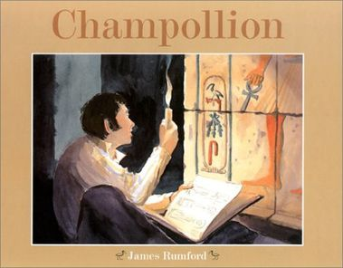 [Rumford, James] Champollion Champollion