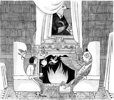 [Meloy, Colin] Les chroniques de Wildwood - Livre I Prue-et-le-prince-hibou